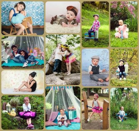 Collage děti