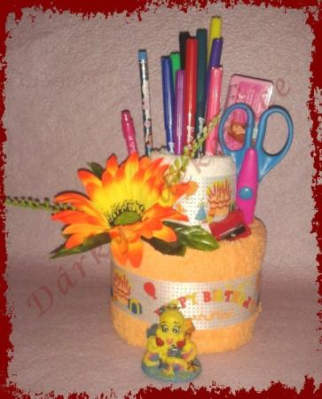 R 000045 - Malý dort dětský školní